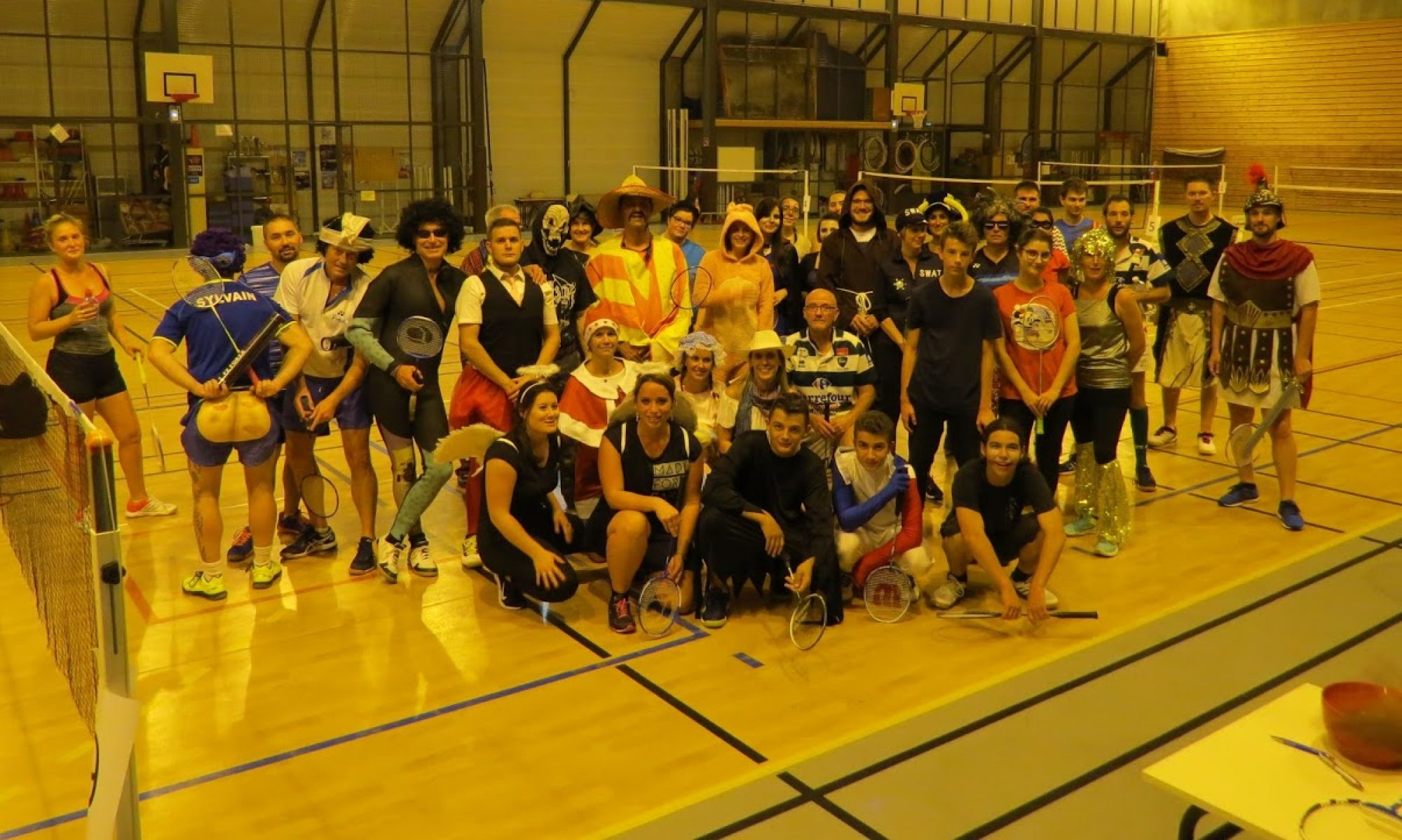 Bellegarde Badminton Club